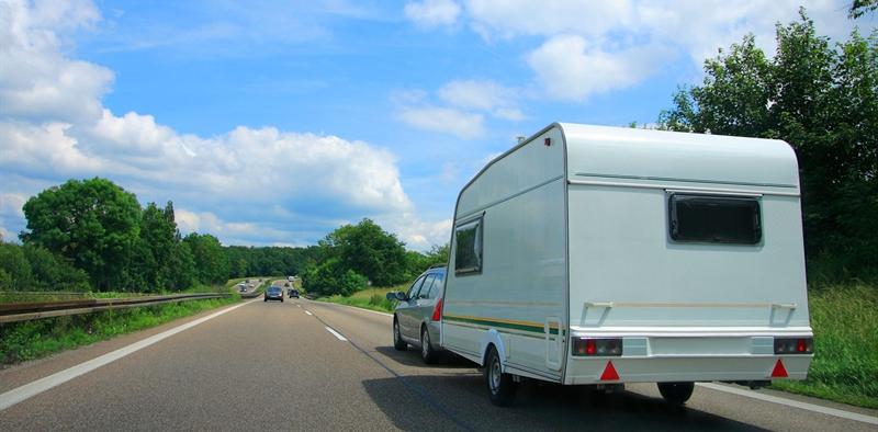 caravan driving 2