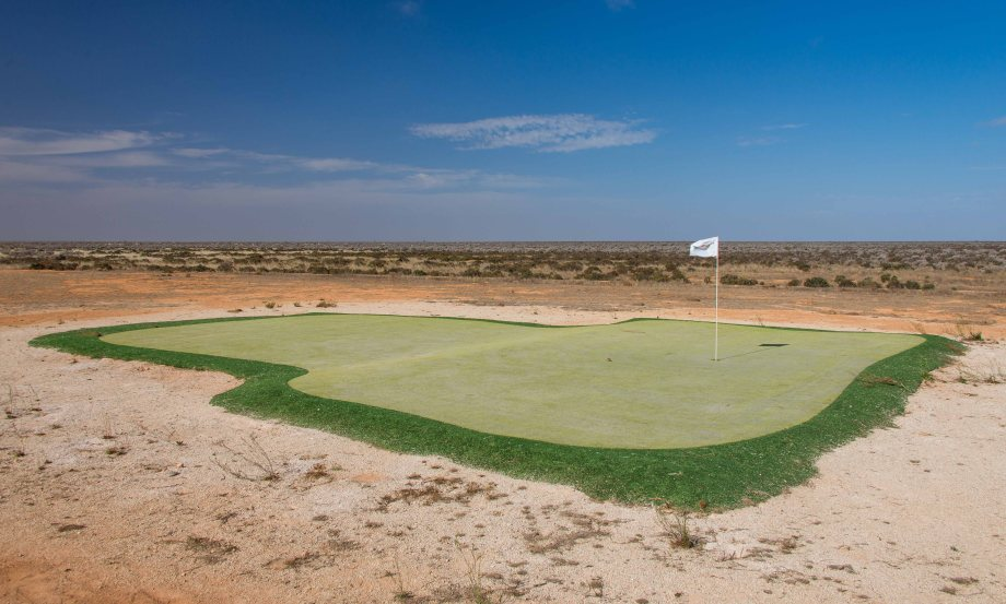 Nullarbor Links Golf Course 2