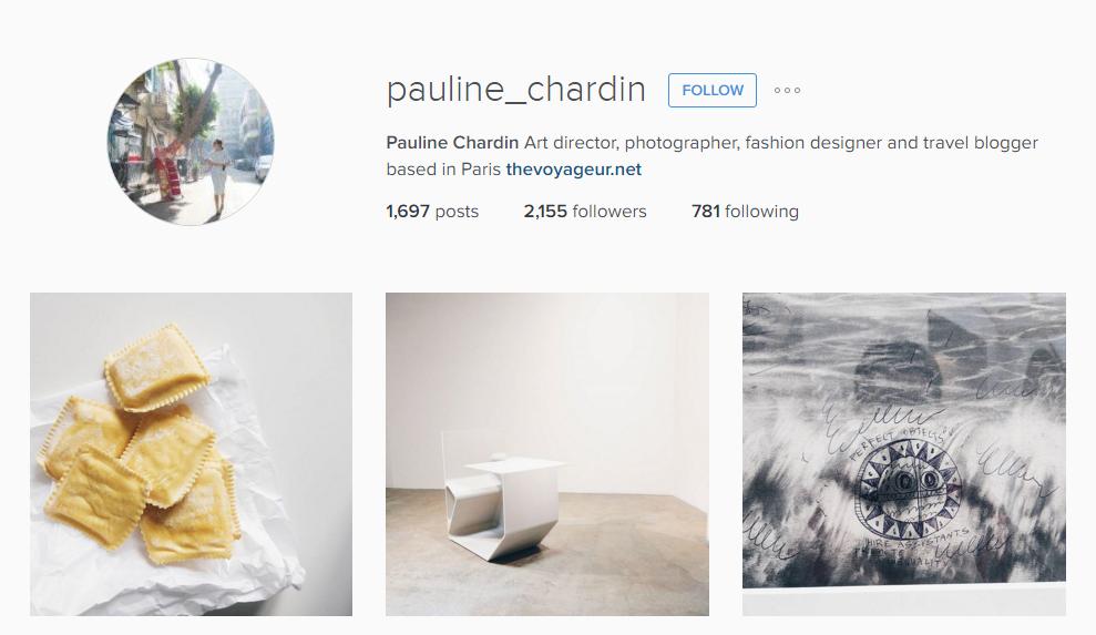 Pauline Chardin
