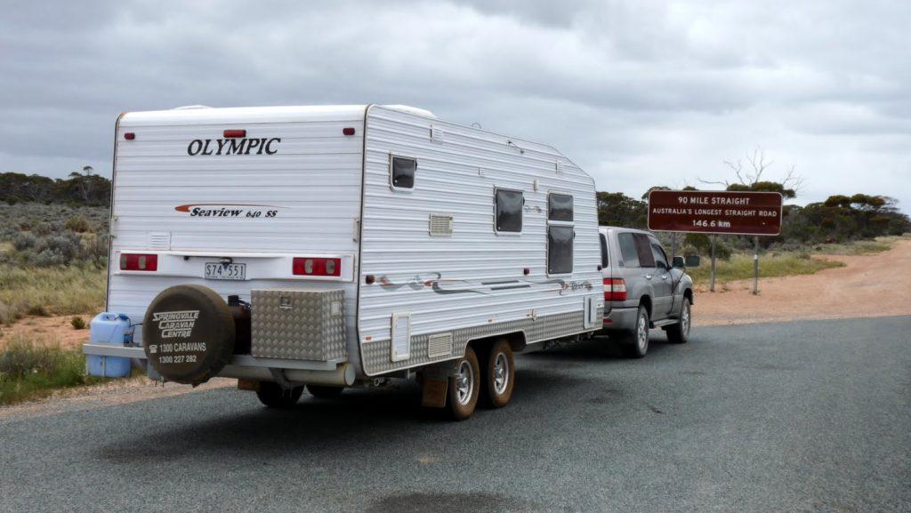 Car or caravan 2