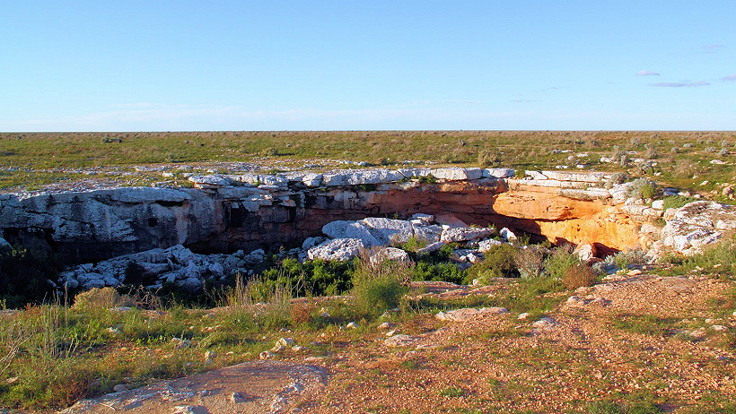 The Murrawijinie Caves – A Nullarbor Attraction for Adventurers
