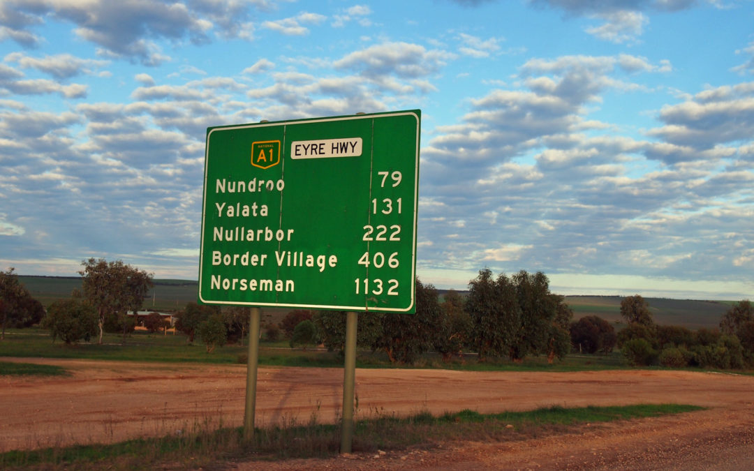 Planning your Nullarbor Itinerary: For Singles, Couples and Families
