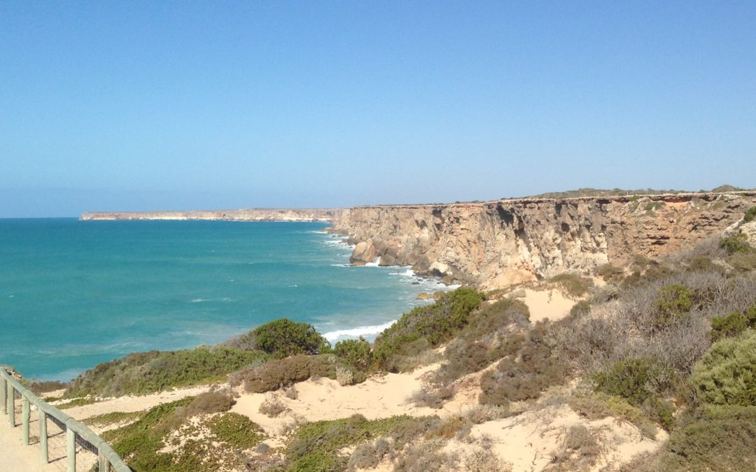 The Nullarbor's Stunning Clifftop Scenery