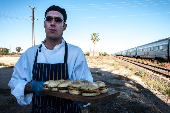 Chef Michael Mackenzie