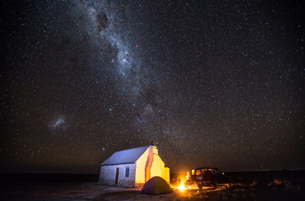 Night Photography and the Nullarbor