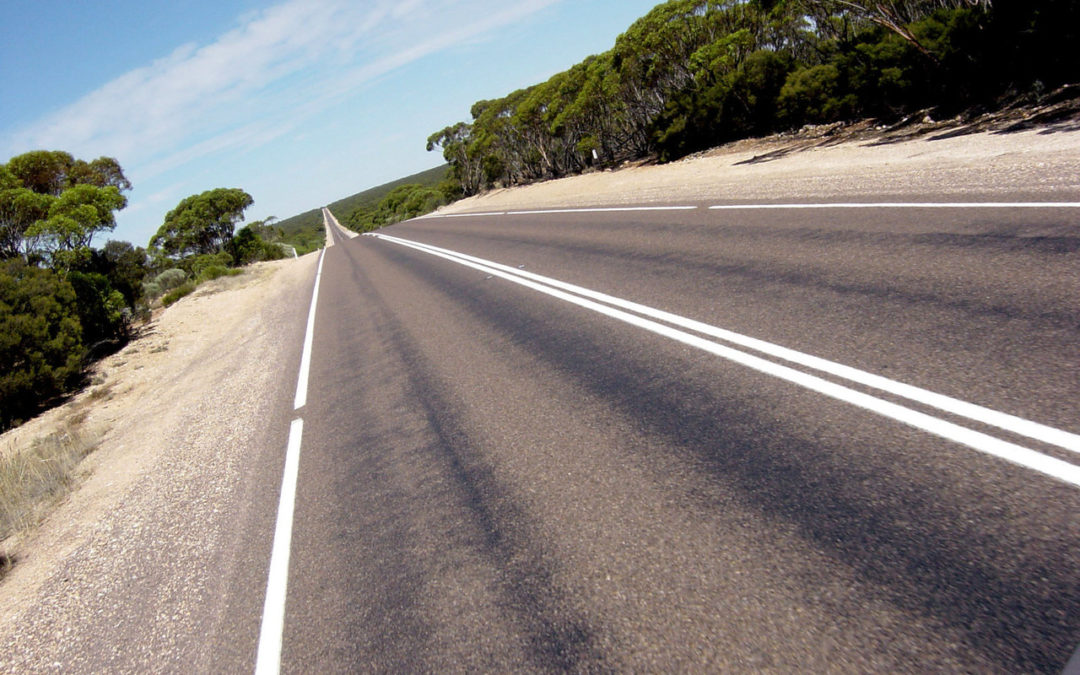 Across the Nullarbor Plains on a Bike: Stories and Experiences