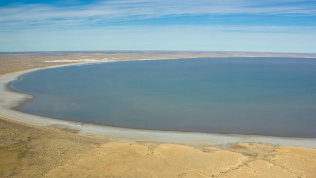Lake Eyre: Australia's Largest Lake