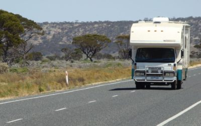 How to do the Eyre Highway on a budget