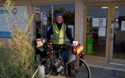 Follow Up: Erich's Ride For Lifeline Australia